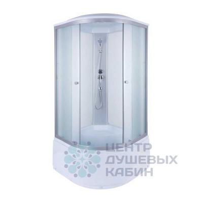 Душевая кабина Водный мир ВМ-8811Е-90-W