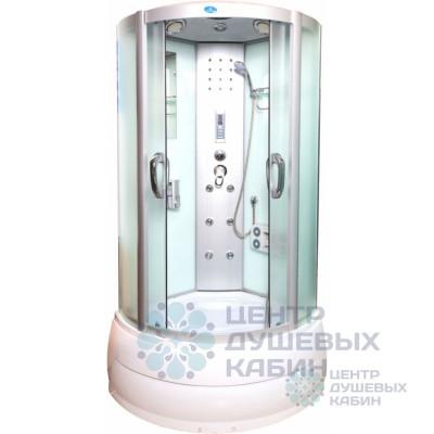 Душевая кабина ВМ-8815-100-W Россия (Выставочный Образец)