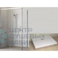 Душевой уголок Radaway Idea KDJ 90x120 L + поддон Argos D 120*90 (Выставочный образец)